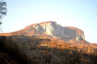 Western Romanian Carpathians - Vulcan Mountain in Apuseni Mountains