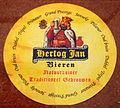 Musée Européen de la Bière, Beer coaster pic-091.JPG