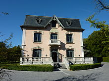 photographie du musée d'Art moderne de Belfort
