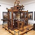 Musée des Arts et Métiers - Métier à tisser les façonnés de Vaucanson (37317416980).jpg