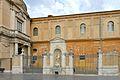 Musei Vaticani Cortile della Pinacoteca Roma.jpg