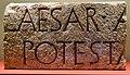 Museo de Albacete. Inscripción del Tolmo de Minateda (9 a.C.).jpg