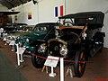 Museu Eduardo André Matarazzo - Bebedouro - Delahaye Modelo 38 de 1912 e Citroen 2CV de 1952 e Borgward Isabella de 1958 - panoramio.jpg