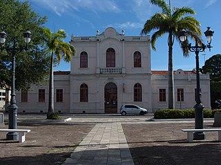 Museu da Imagem e do Som de Alagoas Museum in Brazil
