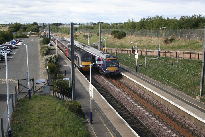 Musselburgh station