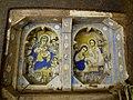 Muurschilderingen in een kerk aan het Tanameer in Ethiopië (6821425425).jpg
