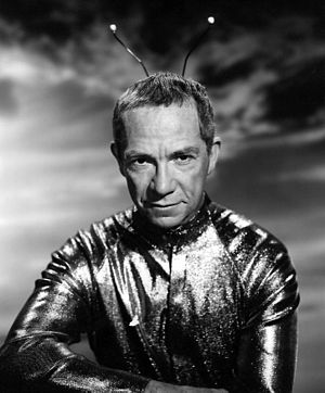 Ray Walston - Walston, pictured in 1963, as Uncle Martin in My Favorite Martian.