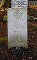 Myers CWGC gravestone, Kirkdale Cemetery.jpg