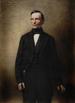 Myron H. Clark (portrait by Leon Bonnat)