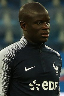 NGolo Kanté French association football player
