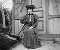Női portré, 1904. Fortepan 27756.jpg