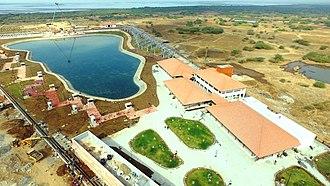 Dandi, Navsari - Image: NATIONAL SALT SATYAGRAHA MEMORIAL AT DANDI