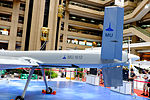 NCSIST ASRD MALE Unmanned Aircraft Systems Tail 20150815.jpg