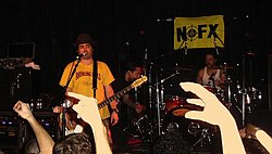 NOFX - So What If We're On Mystic! EP