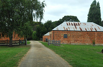 Coal Mines Historic Site - Norfolk Bay Convict Station