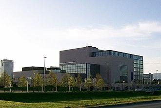 Velimir Neidhardt - National and University Library in Zagreb