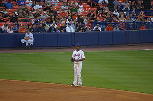 New York Mets SS - José Reyes