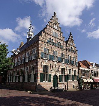 Naarden - City hall