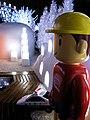 Nagoya Station Christmas Illumination 2009 Tomica (4159255306).jpg