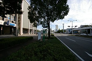 Nagoya Subway Nagoyakou Station.jpg