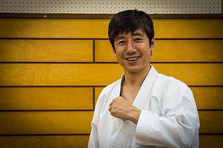 Tatsuya Naka Japanese karateka