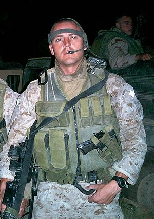 Nathan Fletcher - Fletcher served 8 months in the Sunni Triangle region of Iraq during 2004.