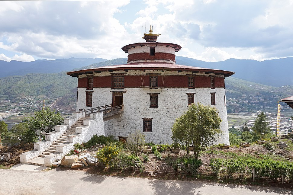 National Museum of Bhutan 01