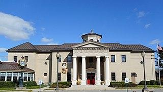 horology museum in Pennsylvania, USA