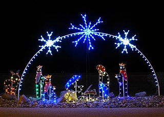 Christmas holiday originating in Christianity, usually celebrated on December 25 (in the Gregorian or Julian calendars)