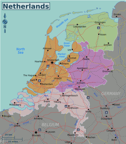 Netherlands Travel guide at Wikivoyage