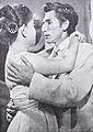 Netty Herawaty and AN Alcaff in Lewat Djam Malam Film Varia May 1954 p8.jpg