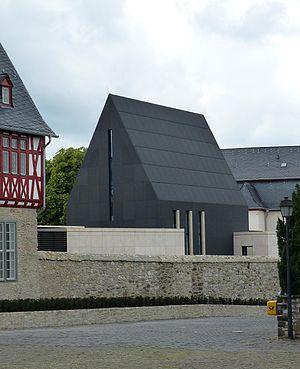 Franz-Peter Tebartz-van Elst - The Private Chapel St. Maria built 2012