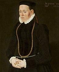 Portrait of a patrician lady