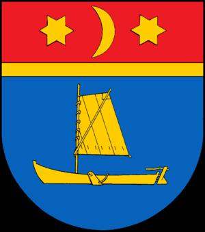 Neukirchen, Nordfriesland - Image: Neukirchen (NF) Wappen