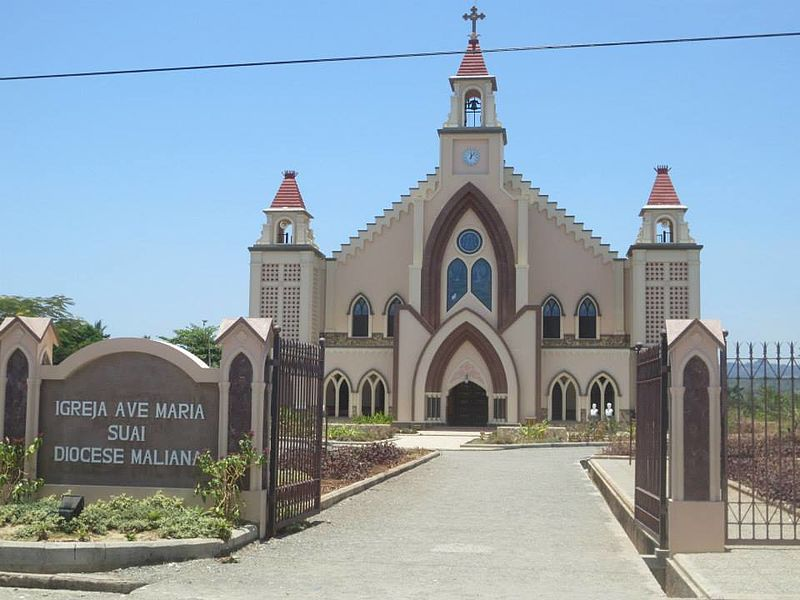 Ave Maria Convent church