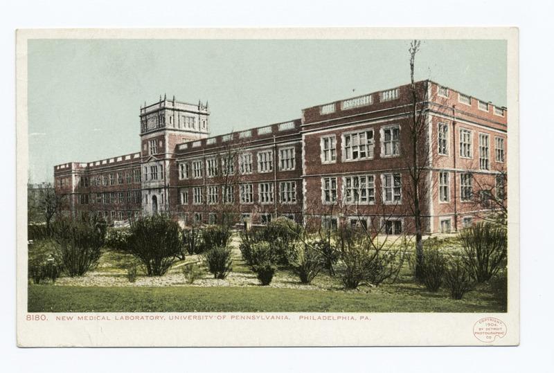 File:New Medical Laboratory, Univ. of Penna., Philadelphia, Pa (NYPL b12647398-67601).tiff