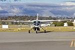New South Wales Police Force (VH-DVV) Cessna Grand Caravan 208B EX taxiing at Wagga Wagga Airport (4).jpg