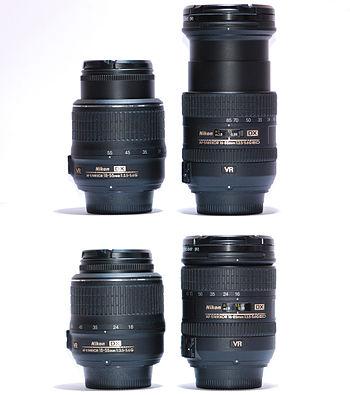 List of Nikon F-mount lenses with integrated autofocus motor - Wikipedia