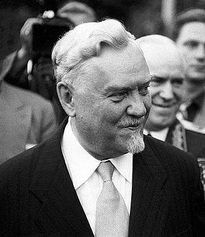 Nikolai Bulganin