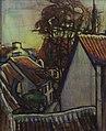 Nikolai Triik. Vaade aknast. 1914.jpg
