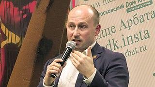 russischer Politiker, Schriftsteller und Publizist
