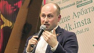 Nikolai Starikov - Image: Nikolay Starikov 05