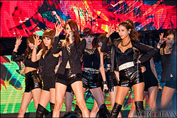 Nine Muses at mini album WILD launching showcase event from acrofan (2).jpg
