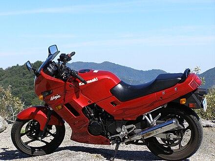 2006 Ninja 250 EX250 F19