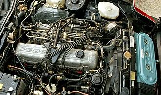 Nissan S130 - Nissan L28ET engine in a Datsun 280ZX