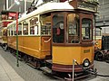 No 1089 single deck tram glasgow.JPG