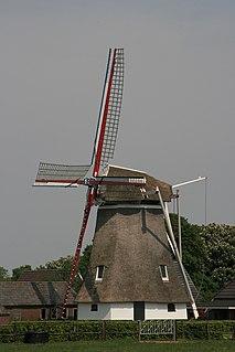 Noord-Sleen Place in Drenthe, Netherlands