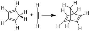 Norbornadiene synthesis