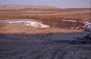 Nordaustlandet - Nordaustlandet is an Arctic desert