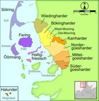Dialekty północnofryzyjskie